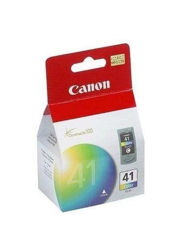 Canon Canon Cl-41 Renkli Mürekkep Kartuş Renkli